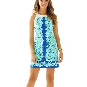 Lilly Pulitzer Lea shift dress koala of the wild